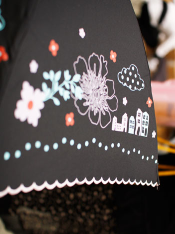 minilabo(ミニラボ)の傘