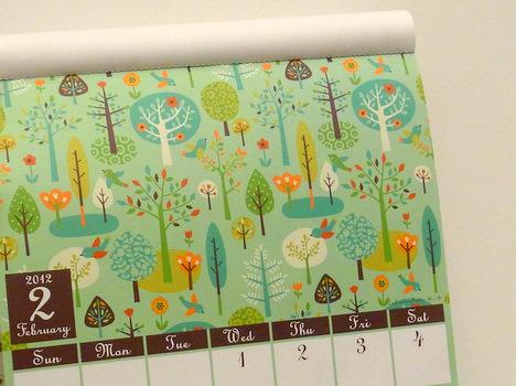 minilabo(ミニラボ)のカレンダー