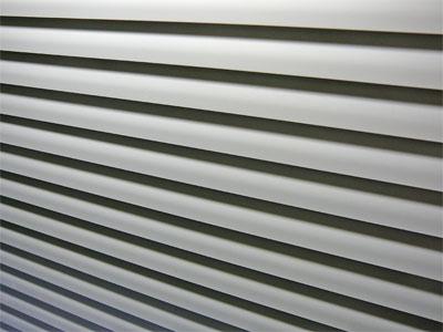 キレイの匠で掃除したブラインドカーテン